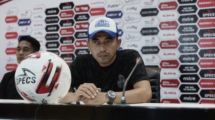LINK Live Streaming Liga 2 2020 Sriwijaya FC vs PSIM Yogyakarta, Live Minggu Sore