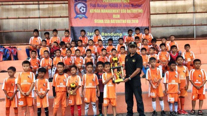 SSB Baturetno Bantul Sabet Runner Up Jatira Bandung Soccer Cup 2019