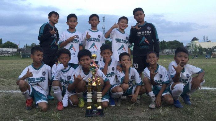 SSB Gama Dominasi Piala Ramadan 2019