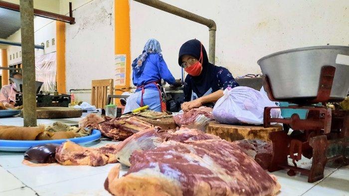 Stabil, Harga Daging Sapi di Gunungkidul Tak Terpengaruh Gejolak Jabodetabek