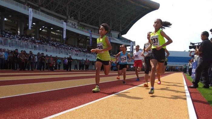 Stadion Mandala Krida Kini Punya Sirkuit Atletik Bersertifikat Internasional