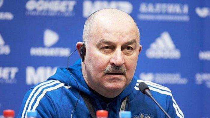 Pelatih Timnas Rusia, Stanislav Chercheso