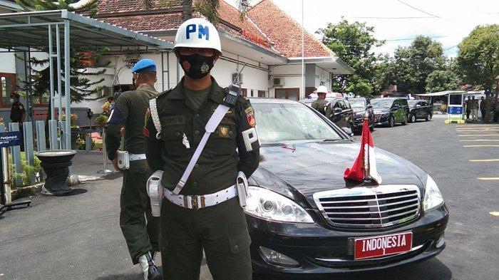 Stasiun Klaten Dijaga Ketat Jelang Kedatangan Presiden Jokowi
