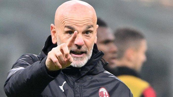 Juventus Masih Tangguh di Liga Italia, Pioli Ungkap Kunci Kekuatan AC Milan yang Tidak Akan Berubah