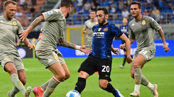 AC MILAN: Pengakuan Calhanoglu soal Fans Milan dan Derby della Madonnina