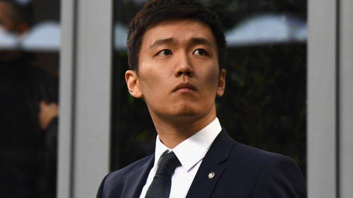 Steven Zhang, Presiden Inter Milan