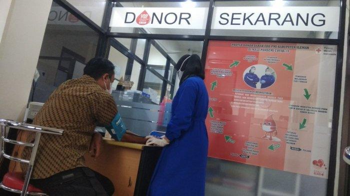 Stok Darah Sempat Kritis, PMI Sleman Gencarkan Layanan Jemput Bola Pendonor