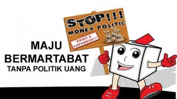 Polisi Tangkap Mobil Innova yang Bawa Uang Miliaran Rupiah dan Atribut Partai
