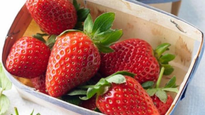 Beragam Manfaat Buah Stroberi untuk Tubuh Kita