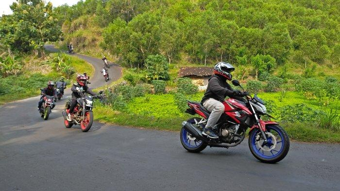 Astra Motor Yogyakarta Gelar Streetfire Bakti Bahari