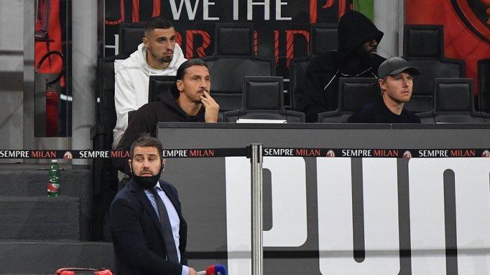 Striker AC Milan Ini Tak Lama Lagi Umur 40 Tahun, Zlatan: Saya Bukan Superman