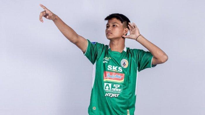 Striker Muda PSS Sleman Penuhi Panggilan TC Timnas U18 untuk Piala Dunia U20 2023