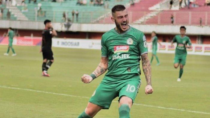 Striker PSS Sleman Yevhen Bokhashvili Ungkap Alasannya Tak Mudik Selama  Kompetisi Disetop - Tribun Jogja