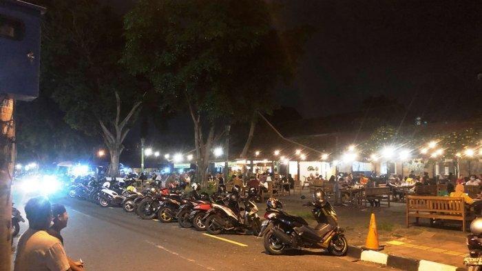Sabtu Malam Beberapa Tempat Nongkrong Di Yogyakarta Mulai Ramai Kembali Tribun Jogja