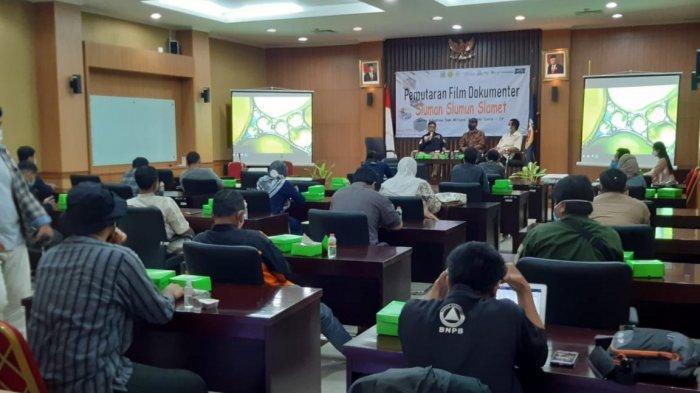Gugah Penguatan Desa di Tengah Pandemi, 'Sluman Slumun Slamet' Tayang Perdana di Gedung DPD RI DIY