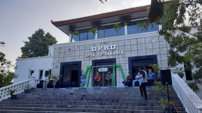DPRD Kota Yogya Menyapa, Para Lurah Keluhkan Pemberhentian Bantuan Permakanan Warga Isoman