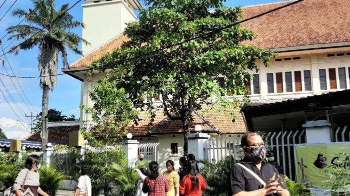 Pandemi Masih Melanda, Ibadah Paskah di Gereja Kotabaru Digelar Terbatas