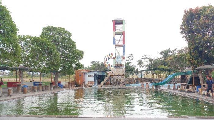 Disparpora Kabupaten Magelang Belum Izinkan Simulasi Operasional Wisata Kolam Pemandian