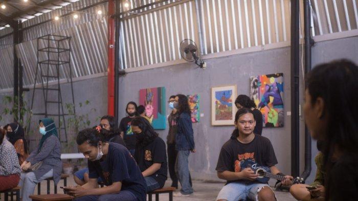 ARCHA Project Gelar Pameran Trending Topik, Hasil Penjualan Lukisan Untuk Komunitas Tuli