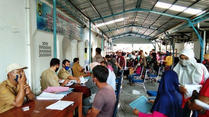 11 Ribu Pelaku UMKM di Klaten Ajukan Bansos Produktif ke Disdagkop dan UKM
