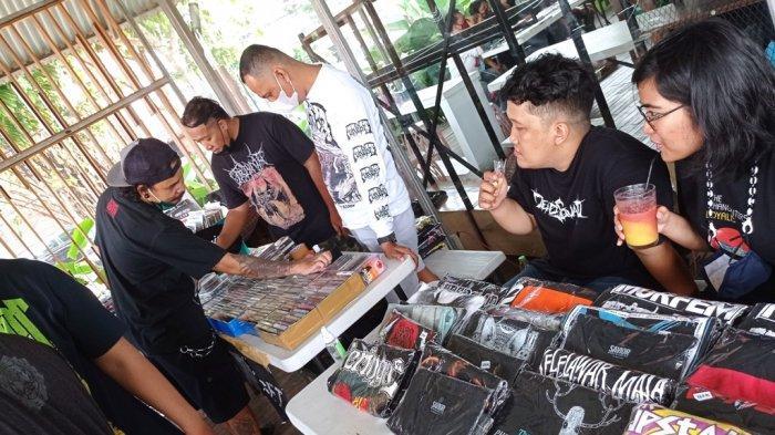 Berburu Rilisan Album Fisik yang Mulai Langka di Jogja Record Store Day