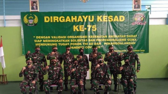 Peringati HUT ke-75, Denkesyah Yogyakarta Gelar Syukuran dan Ziarah ke TMP Kusumanegara