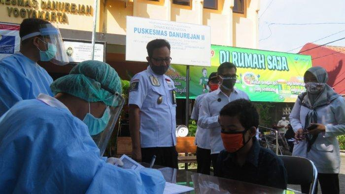 Rapid Tes Acak Lagi, 618 Warga Kota Yogyakarta jadi Sasaran