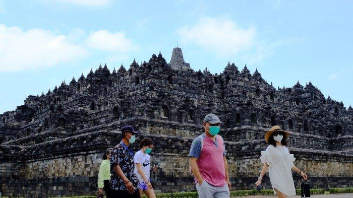 Pengembangan KSPN Borobudur Diusulkan dengan Konsep Segitiga Emas