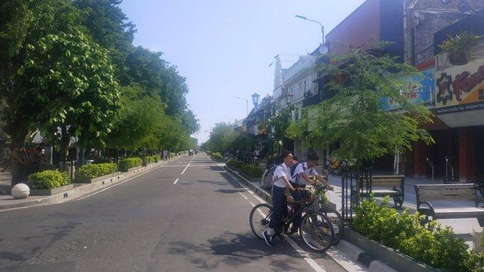Selasa Wage,Malioboro Kembali Menjadi Kawasan Semi Pedestrian