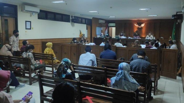 Sidang Lanjutan Susur Sungai SMPN 1 Turi Sleman, Saksi Beberkan Pembina Tak Ikut Dampingi Siswa