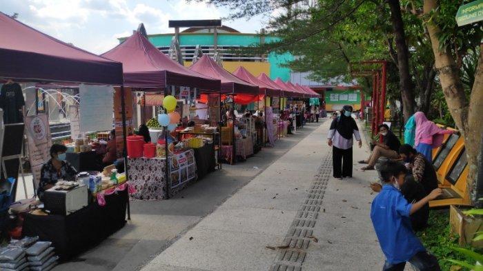 Taman Pintar Kenalkan Produk UMKM lewat 'UMKM Gumrebeg' Lebaran