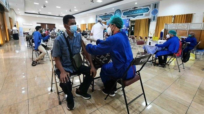 PAN Kota Yogyakarta Gelar  Vaksinasi Massal Covid-19, Sasar 500 Peserta