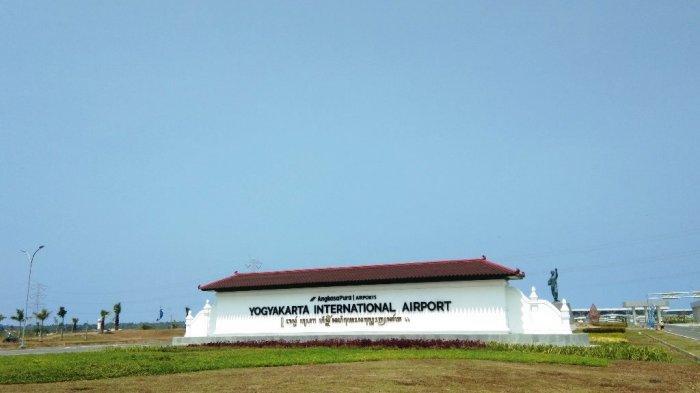 Selama Peniadaan Mudik Lebaran, Jam Operasional di Bandara YIA Dipangkas Jadi Empat Jam