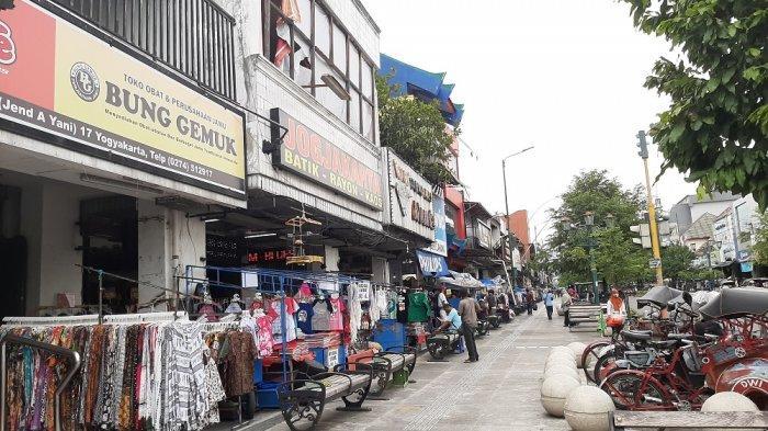 Sudah 10 Toko di Malioboro Gulung Tikar, PPMAY Minta Pemerintah Pertimbangkan Perpanjangan PPKM