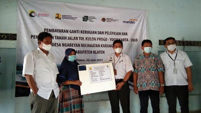 Jadi Miliarder Baru Dampak Tol Yogyakarta-Solo di Klaten, Wanita ini Akan Bangun 3 Rumah Sekaligus