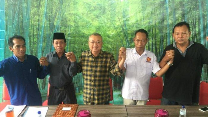 Pilkada Bantul : Kantongi Rekomendasi DPP Gerindra, Suharsono Mantap Gandeng Totok Sudarto