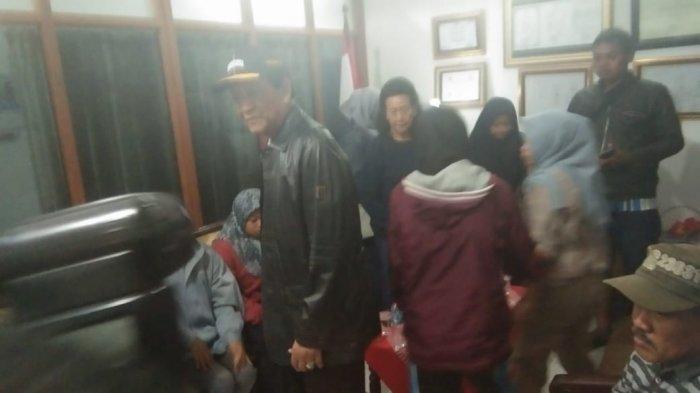 Sultan Sampaikan Duka Mendalam, Temui Pihak Sekolah dan Orangtua Murid