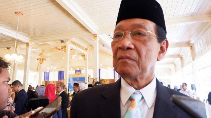 Sultan HB X Terima Penghargaan Keterbukaan Informasi Publik