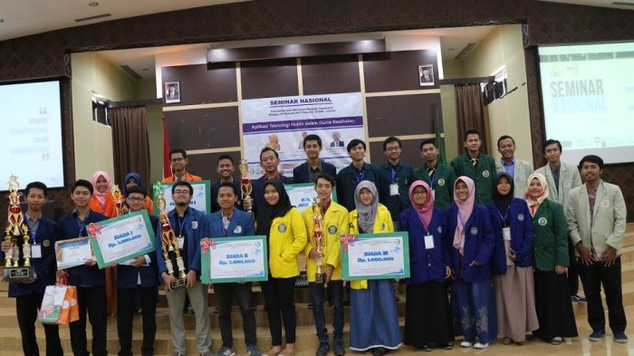 UIN Sunan Kalijaga Sukses GelarKalijaga Innovation and Research Competition 2017