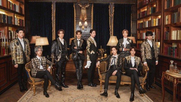 Lirik Lagu Super Junior 'House Party', Lengkap dengan Terjemahan Bahasa Indonesia