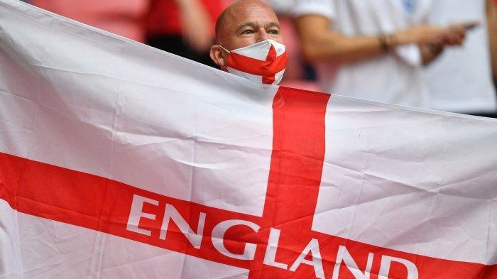Suporter Timnas Inggris