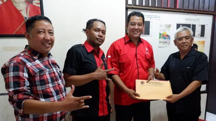 Lewat DPD dan DPP PDIP, Politisi Muda Supriyanto 'Antok' Ajukan Diri Sebagai Calon Bupati Sleman