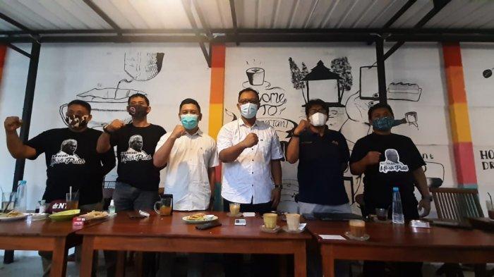 Susanto Dwi Antoro dan Agung Damar Deklarasi Maju Pemilihan Ketua Askot PSSI Kota Yogyakarta