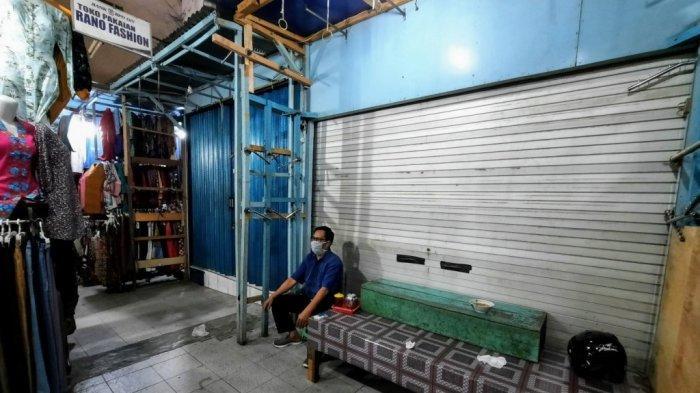 SEPI Pembeli, Pandemi dan PPKM Darurat Buat Pedagang Pasar Tradisional di Gunungkidul Makin Menjerit