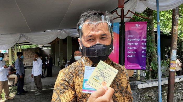 Sempat Ngobrol dengan Jokowi Saat Vaksinasi, Hanung Bramantyo Sampaikan Ini dan Ditanggapi Presiden