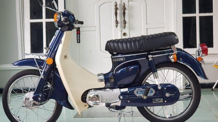 Rubrik Otomotif Gaspol 52: FR70 Cikal Bakal Bebek Suzuki di Indonesia yang Menolak Punah