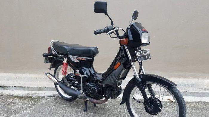 Rubrik Otomotif Gaspol 52: Suzuki RC Sprinter, 'Ayam Jago' Pertama di Indonesia