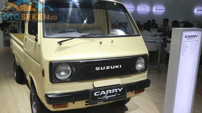 Suzuki ST20 Dijuluki Mobil Truntung, Ternyata Ini Penyebabnya