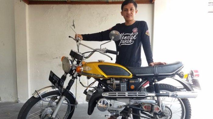 Suzuki Stinger T125: Terlihat Gagah Di Jalanan, Serasa Ali Topan Anak Jalanan