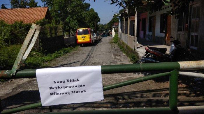 Terindikasi Muncul Klaster Unjung, Warga Dua Dusun di Ngemplak Dites Massal